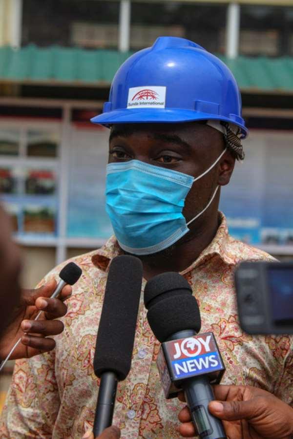 Coronavirus Fear: Sunda Ghana Intensifies Safety Measures