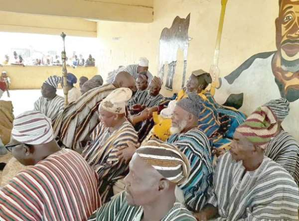 COVID-19: Mamprugu Suspends Enskinment Of Chiefs, Funerals, Others