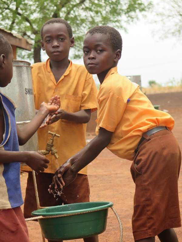 Community Water And Sanitation Agency Moves To Rapidly Deal With COVID 19
