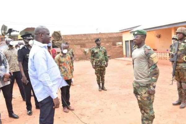 Implement Akufo-Addo's Directive — Security Personnel Told