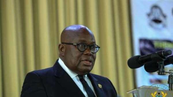 COVID-19: Akufo-Addo Grants Amnesty To 808 Prisoners