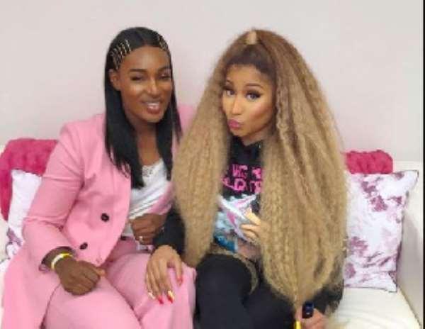 Nana Fofie To Join Nicki Minaj's Fourth Concert Tour