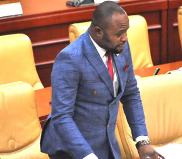 COVID-19: Manhyia North MP Advocates NADMO Must Lead National Fumigation Exercise