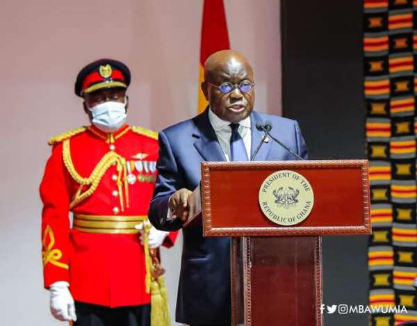 A sad letter to Mr. President Akufo-Addo