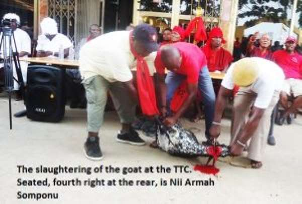 Tema Traditional Council Urges Youth To Resist Non-Indigene MCE