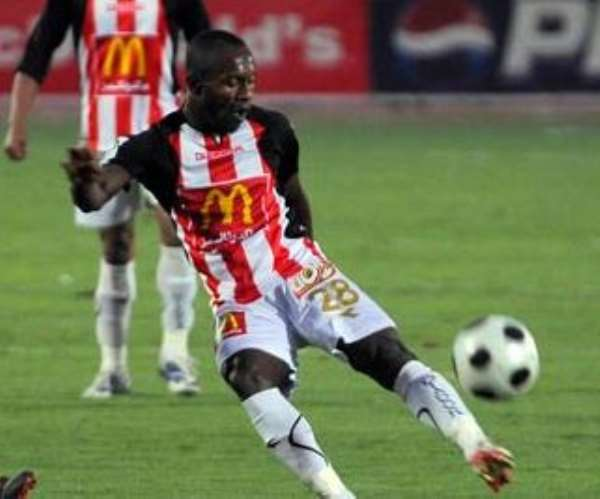 Papa Arko And John Antwi Among History Makers In Egyptian League