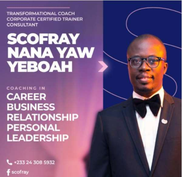 Life Coach, Scofray wins Transformational Coach Award at Golden Age Creative Arts 2021