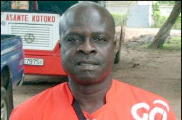 Former Ghana And Asante Kotoko Striker Opoku Afriyie Is Dead