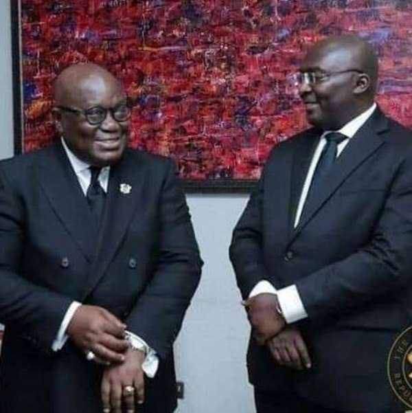 Dear President Akufo-Addo: Why Not A Total Lockdown Of The Entire Nation To Stop A Possible Nationwide Spread Of The Coronavirus Pandemic?