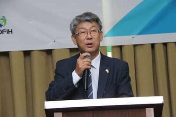 Halifax Ansah-Addo Writes Open Letter To South Korea's Ambassador To Ghana