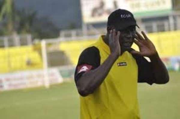 Ashgold coach Bashir Hayford resigns