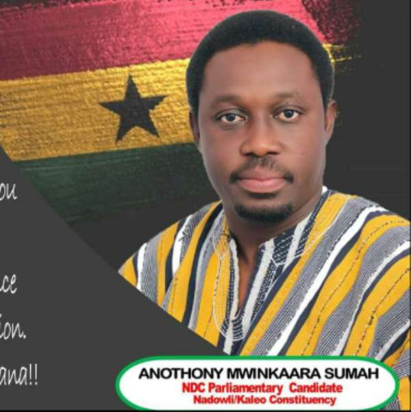 COVID-19: Anthony Sumah Donates To Health Directorate