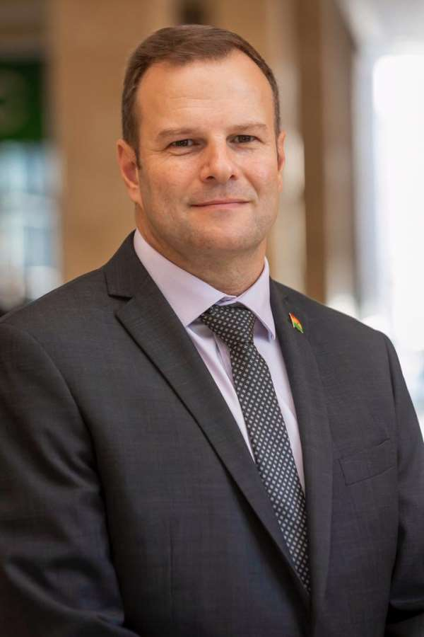 Francois Hardy, Regional Senior Vice President, Newmont Africa
