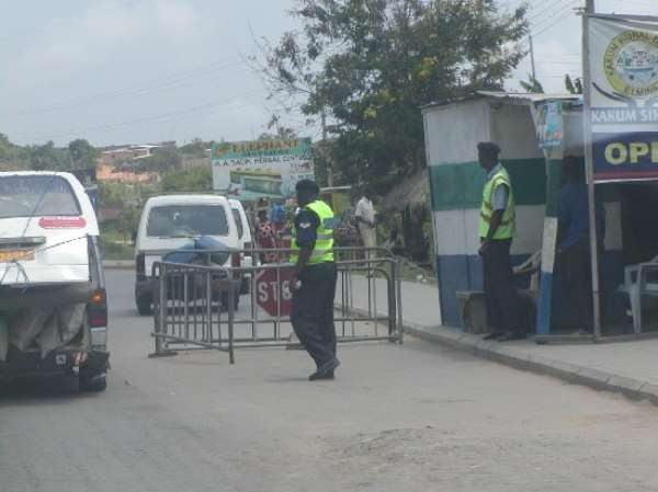 E/R: Assemblies Boost Security To Stop Escapees From Locked-down Areas