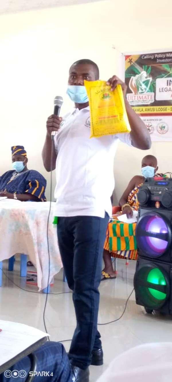 Ghana Goes Organic! As Messiah Organics chain begins operations
