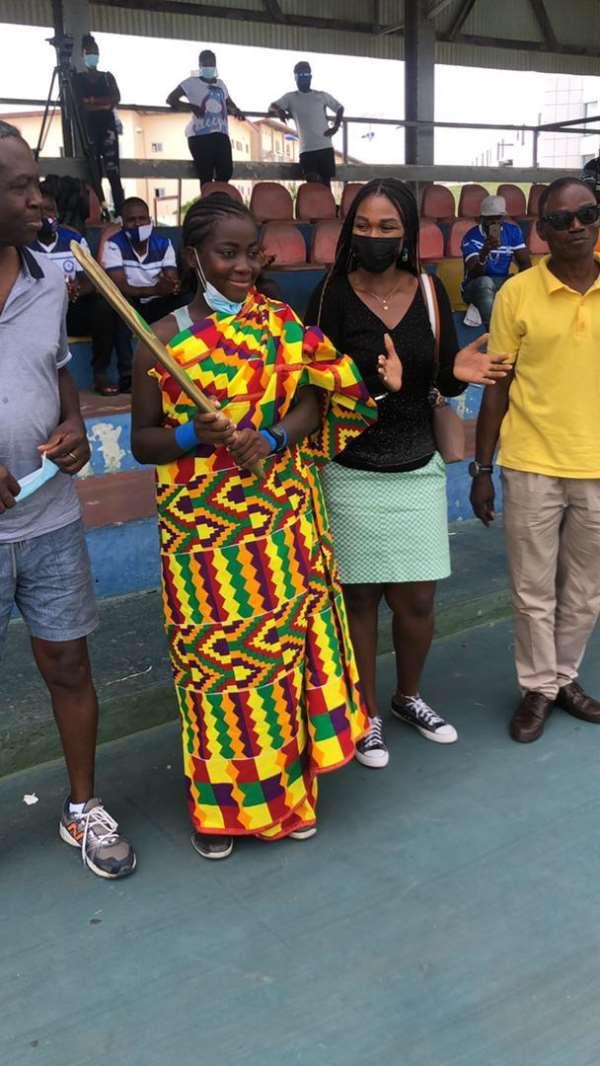 Grace Tomegah beats Akua Akoma Hansen to win Ladies Challenger Series III title