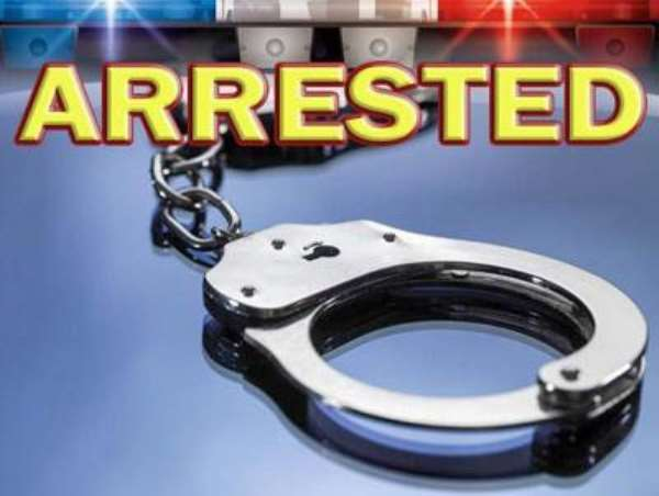 GIS arrests recruitment scammers