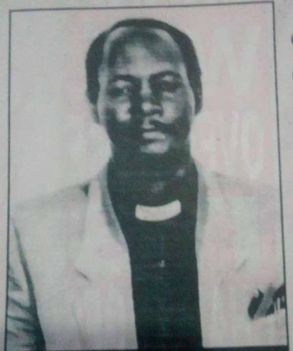 Bishop Jkn Boateng