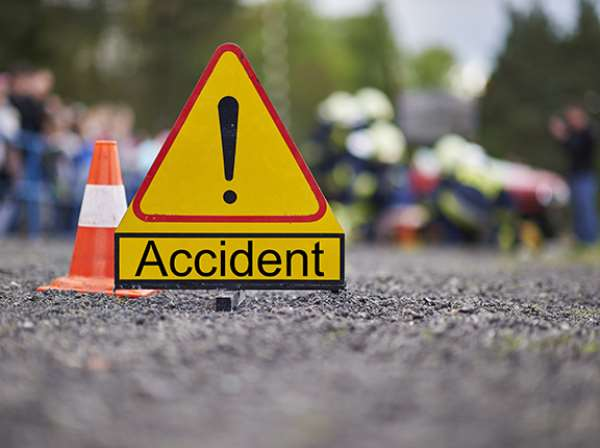E/R: Two persons on motorbike burnt to death