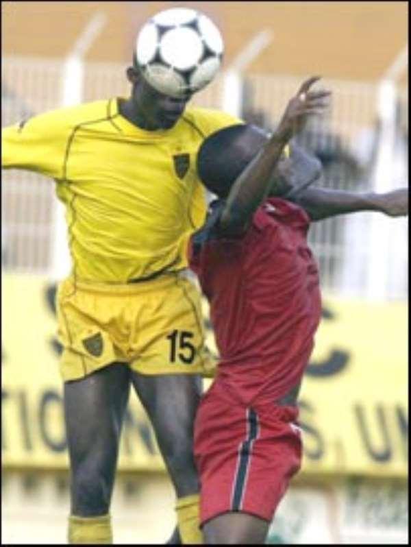 Asante Kotoko scrape through