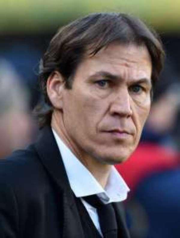 Rudi Garcia sacked by Roma