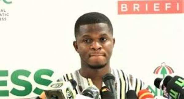 Bagbin 'rode on NDC's back' to be Speaker for 'own parochial agenda' – Sammy Gyamfi