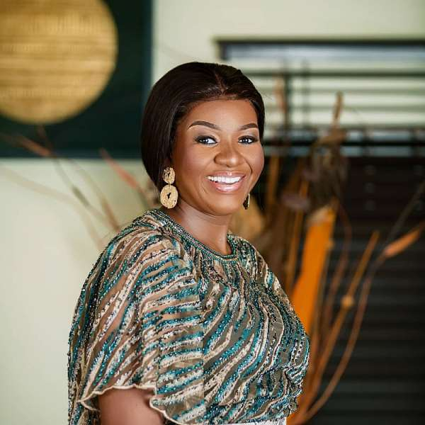 Media General GCEO, Beatrice Agyemang