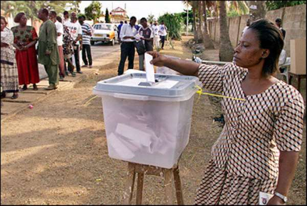 Asawase by-election underway