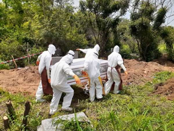 COVID-19: Death toll rises to 629, cases fall to 5,145
