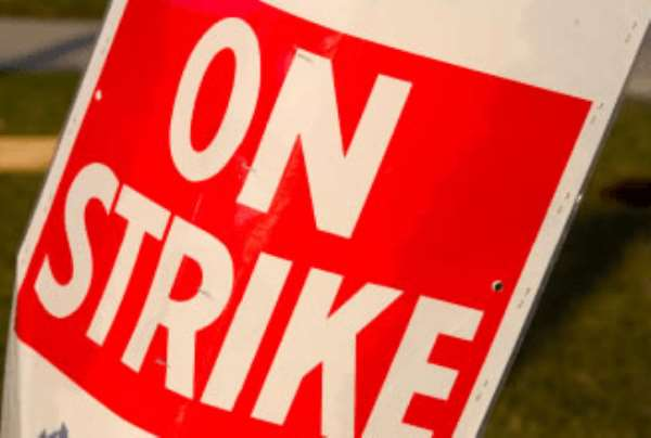 Worker unions at Dombo University threaten strike over payroll migration on March 11
