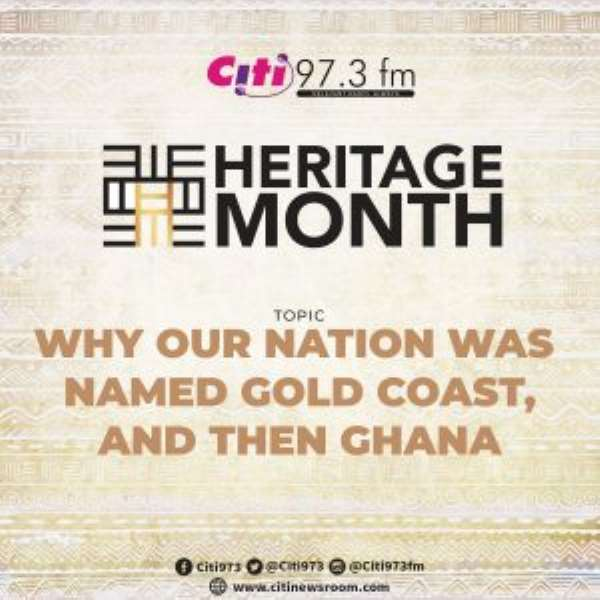 Why Ghana Was Previously Called Gold Coast