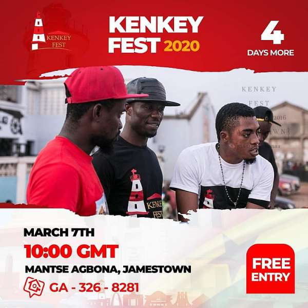 All Set For 5th Edition Of Kenkey Festival