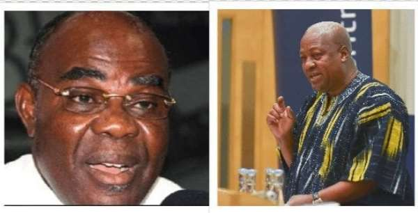 Don't blame your defeat in court on Jean Mensa – Ayikoi Otoo to Mahama