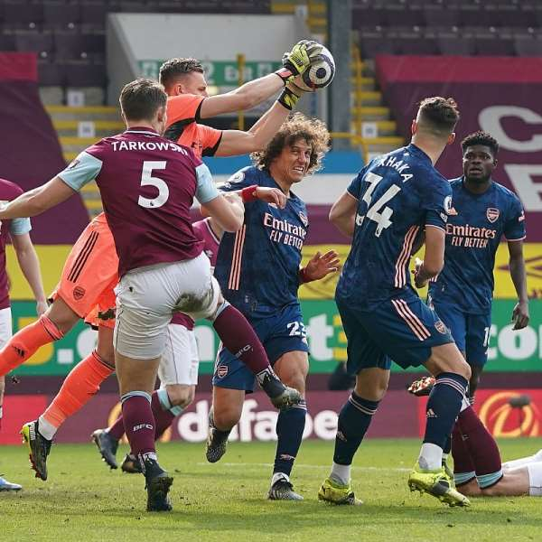 Thomas Partey displays good form for Arsenal in stalemate at Burnley