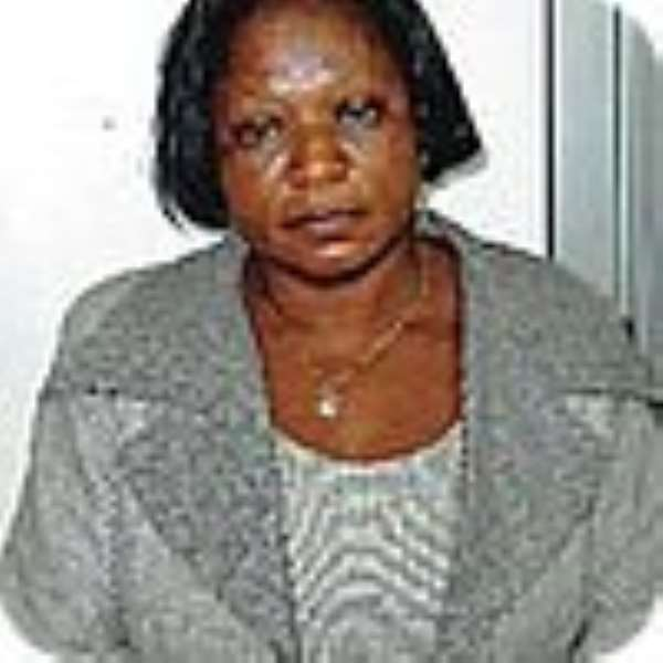 Baroness of drug couriers nabbed