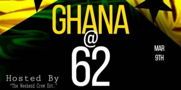 The Twists & Turns:Ghana's 62nd Independence Day