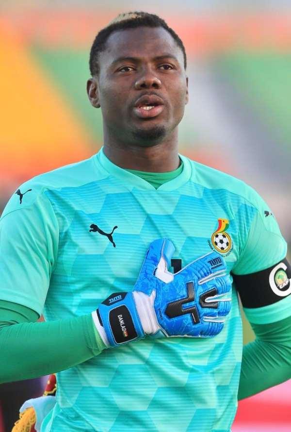 Ghana U-20 goalkeeper Danlad Ibrahim