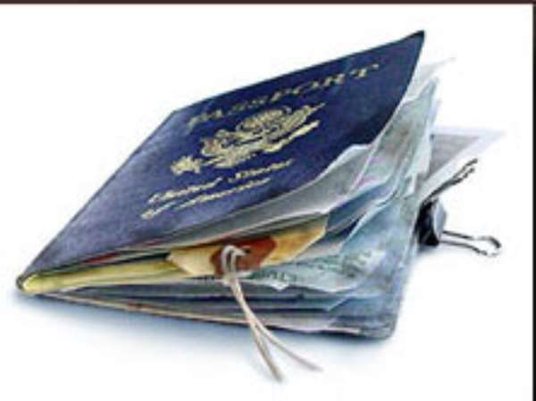 Ghanaians in court for false passports