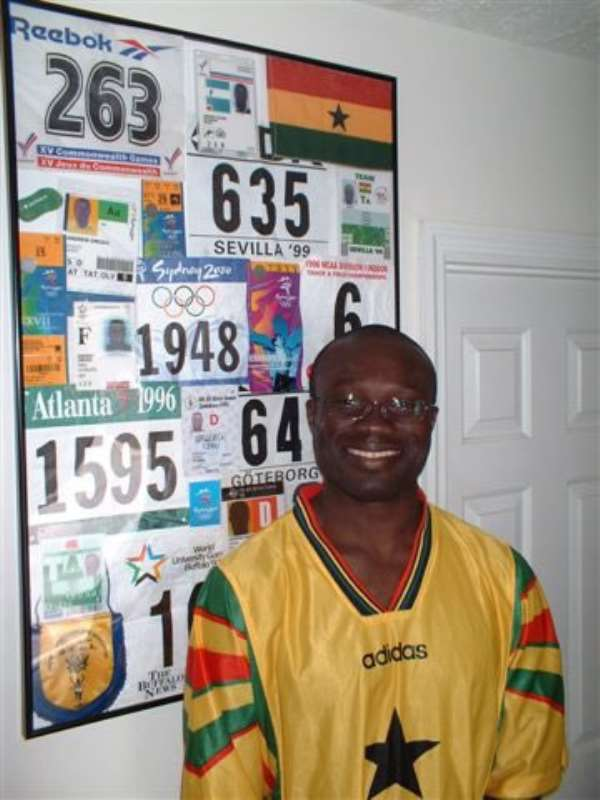 Perhaps Its Time For Deep Objective Reflection: Sports in Ghana