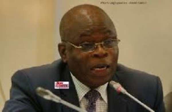 Deputy minority leader, James Klutse Avedzi