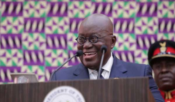 Prez Akufo-Addo to deliver State of the Nation Address tomorrow