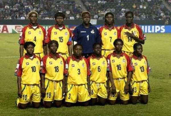 Black Queens humiliate Guinea 13-0