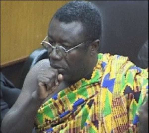 Ex-Minister Emerges From Hideout