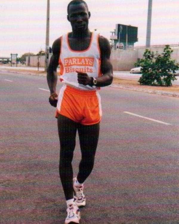 Annan Wins Third Ghana-US Walk