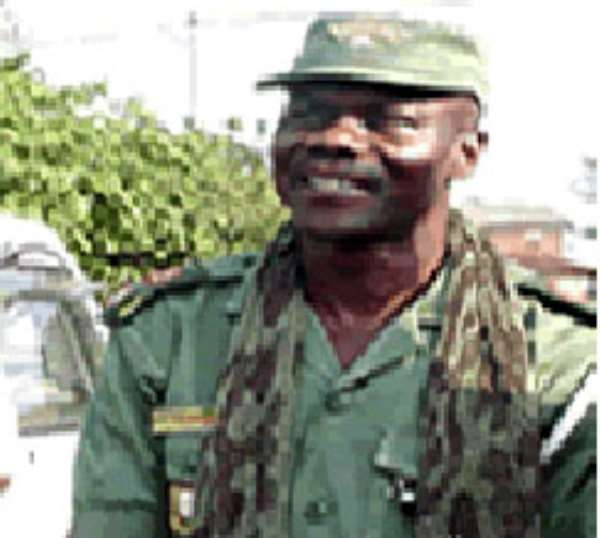Security Personnel Raid Lt. Colonel Gbevlo's Residence