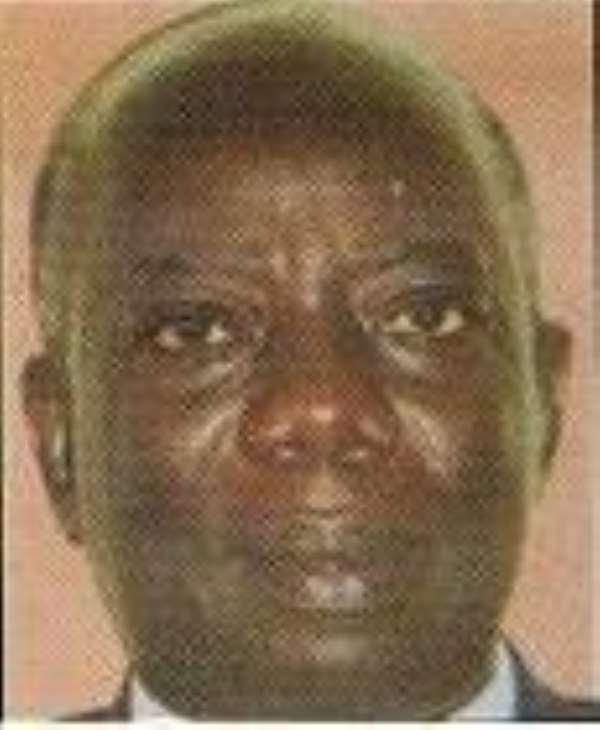 It wasn't me - Kwadwo Mpiani