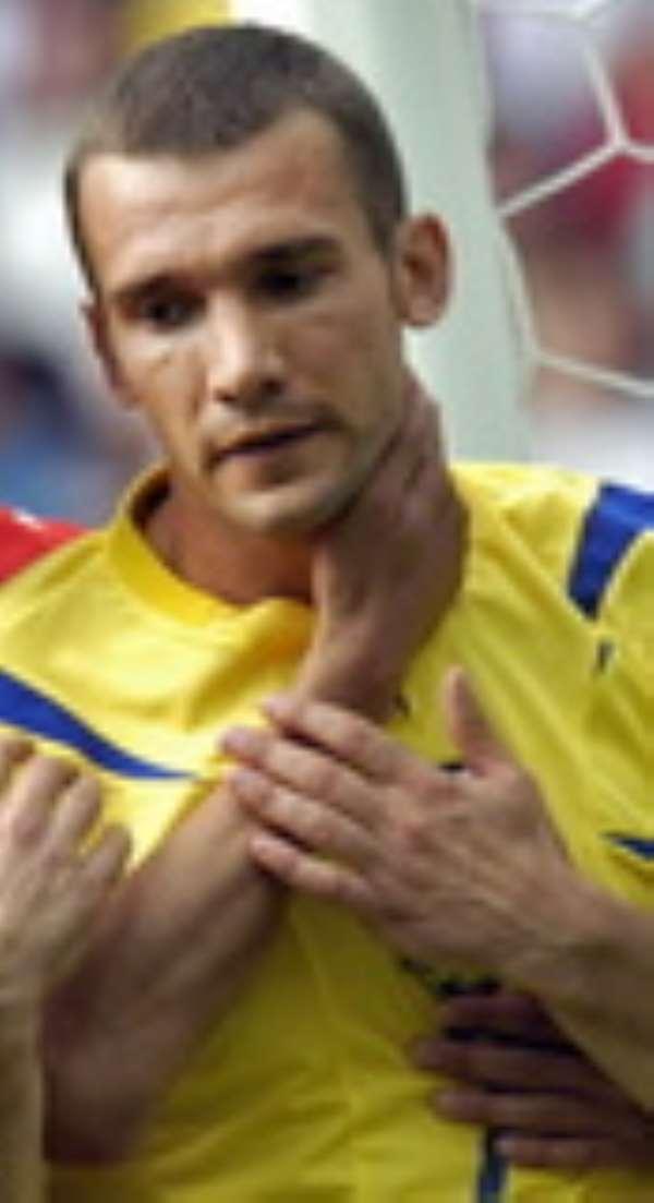 UKRAINE 1-0 TUNISIA