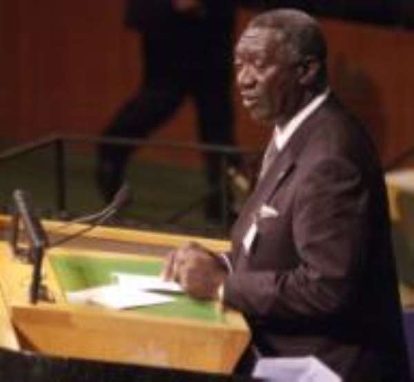 Can Kufuor deliver?