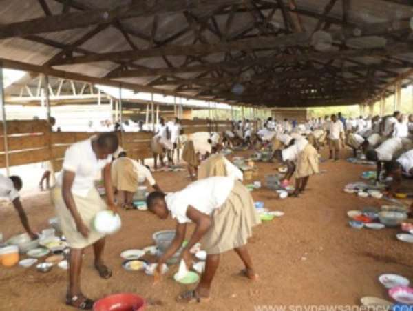Ko Sen. High School Weeps For Infrastructure