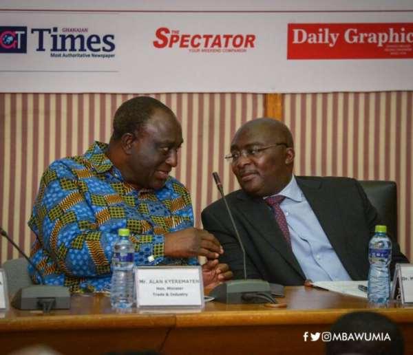 NPP contest not only Alan-Bawumia – Kwesi Jonah predicts more